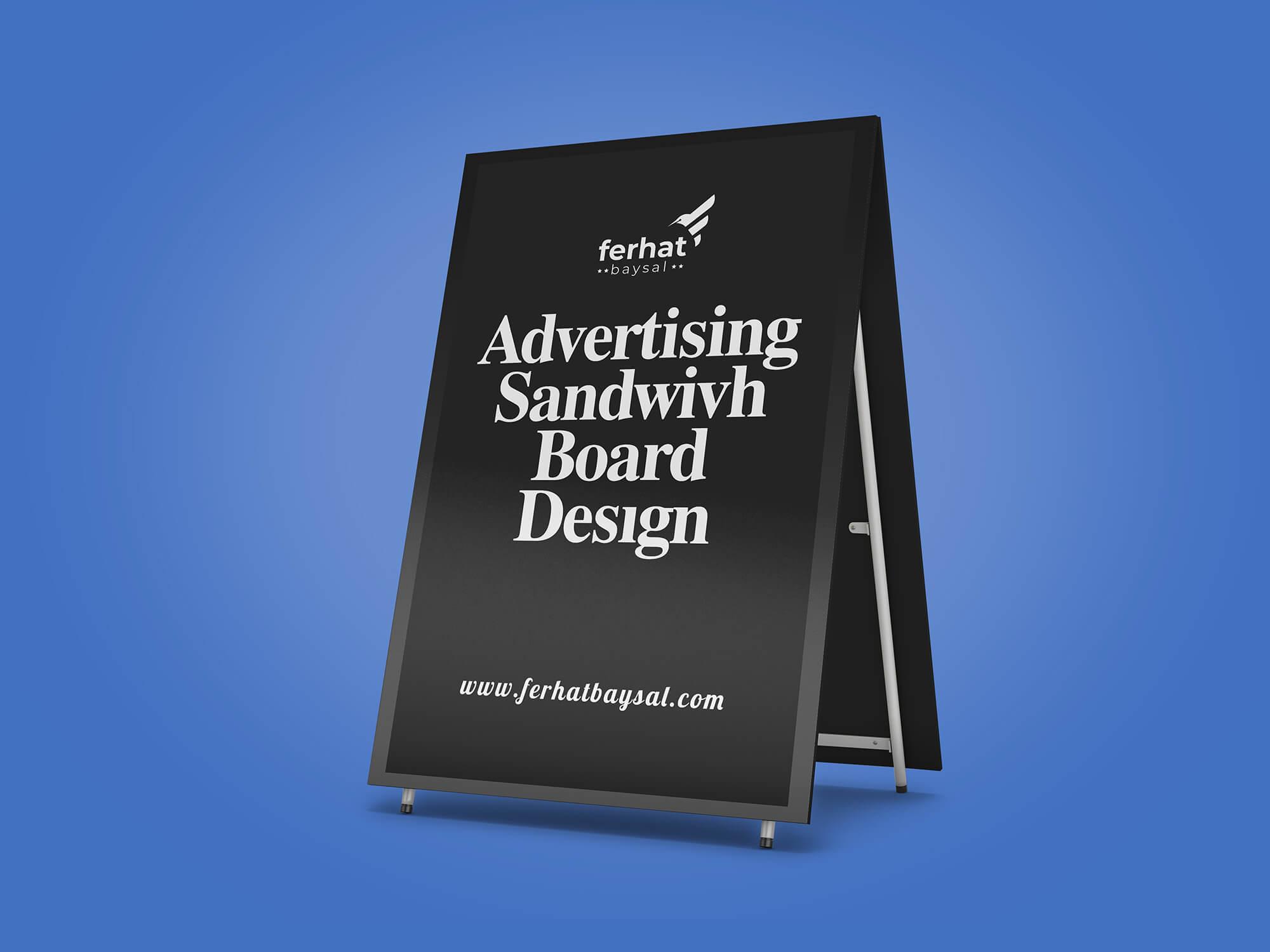 Reklam Panosu Tasarımı