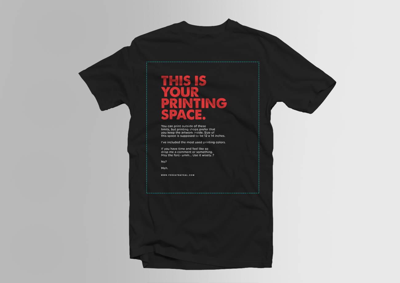 T-shirt-design_printing